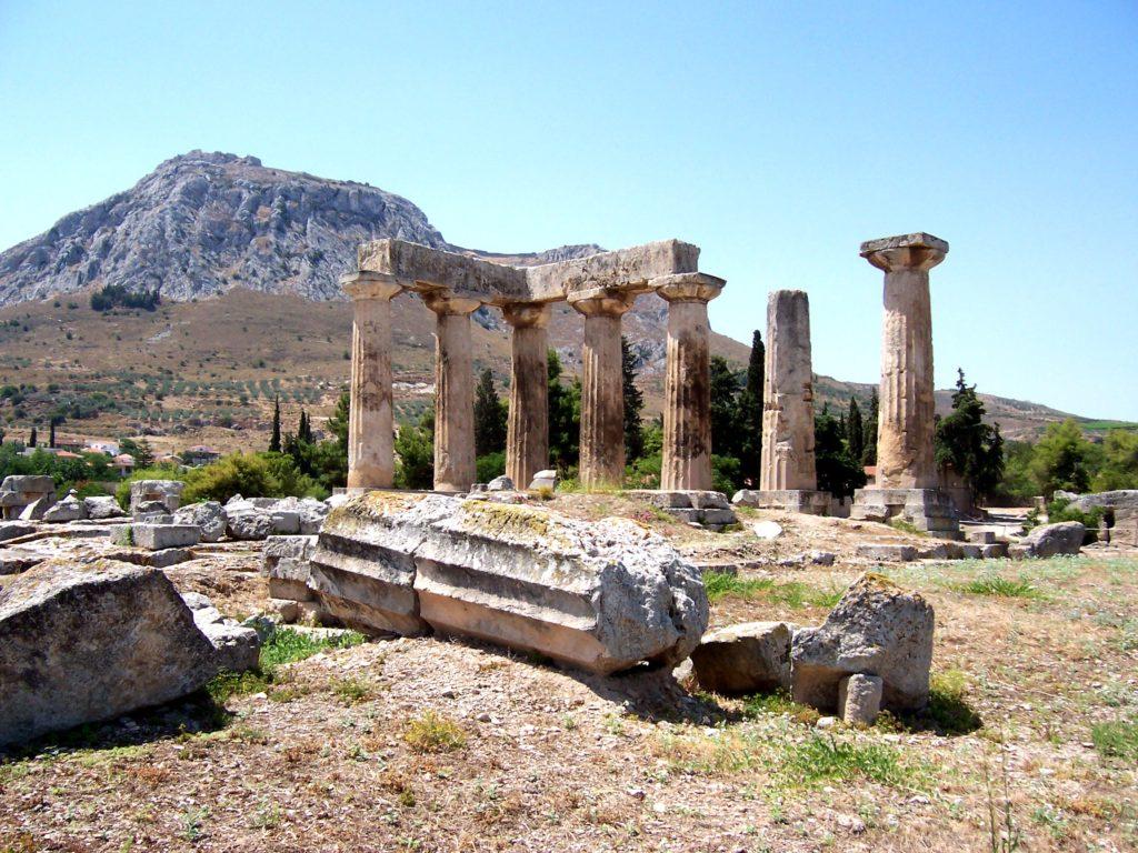 Apollo Tempel Griechenland